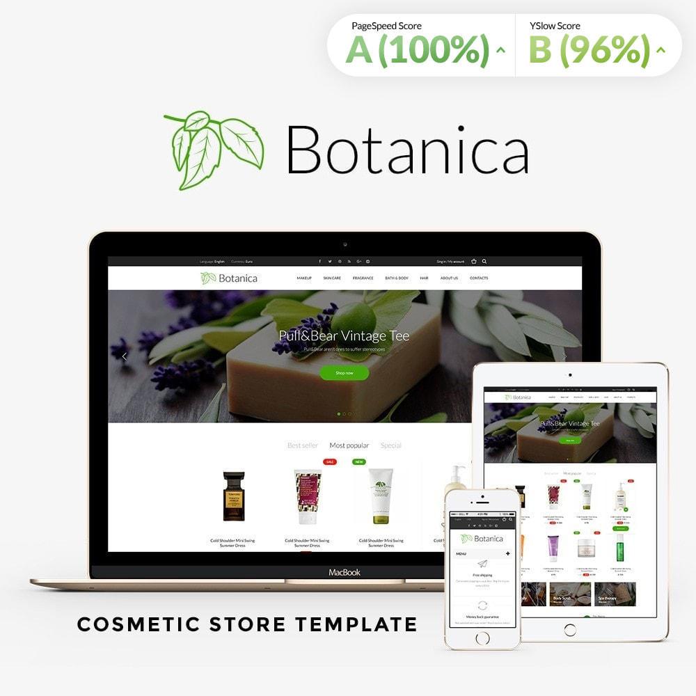 theme - Zdrowie & Uroda - Botanica Cosmetics - 1