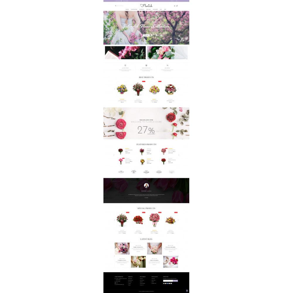 theme - Cadeaus, Bloemen & Gelegenheden - Florich - Wedding Flowers Store - 2