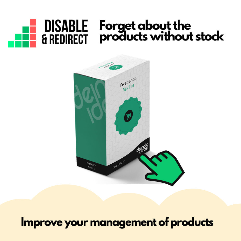 module - Stock & Supplier Management - Disable & Redirect - 1