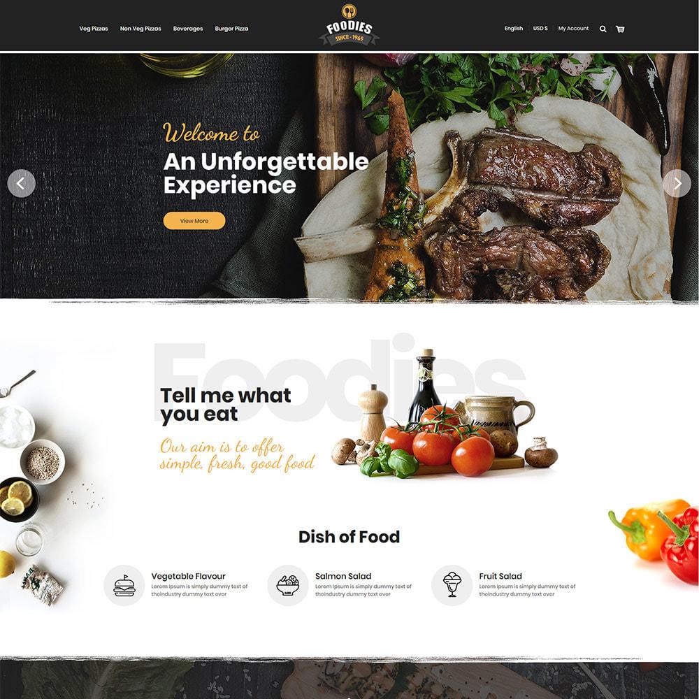 theme - Eten & Restaurant - Food Burger - Pizza  Food Store - 2