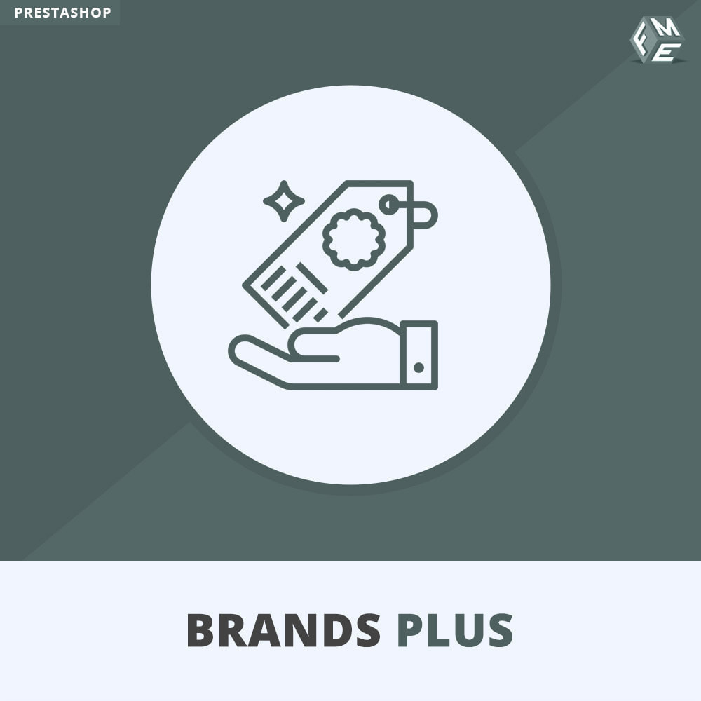 module - Merken & Fabrikanten - Brands Plus - Responsieve Carrousel - 1