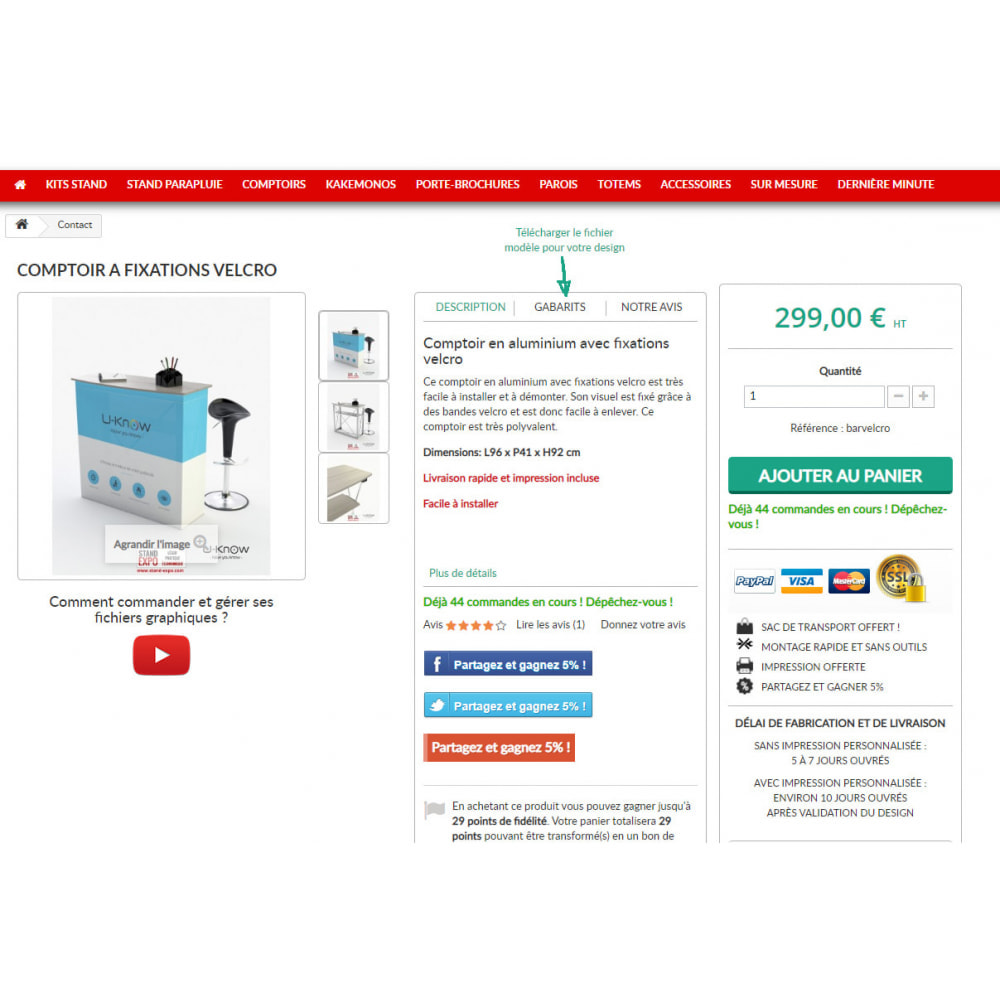 module - Cross-selling & Product Bundles - Incentive message on product page increase your sales - 3