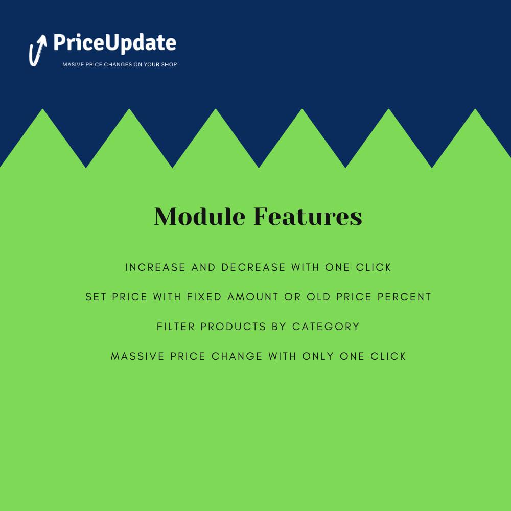 module - Fast & Mass Update - Massive price update - 3