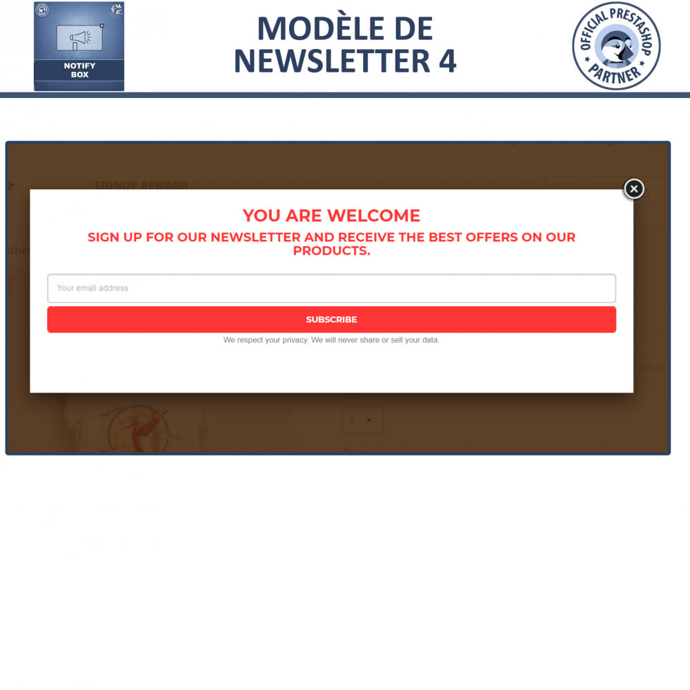 module - Pop-up - Popup Promo et Notification - 5