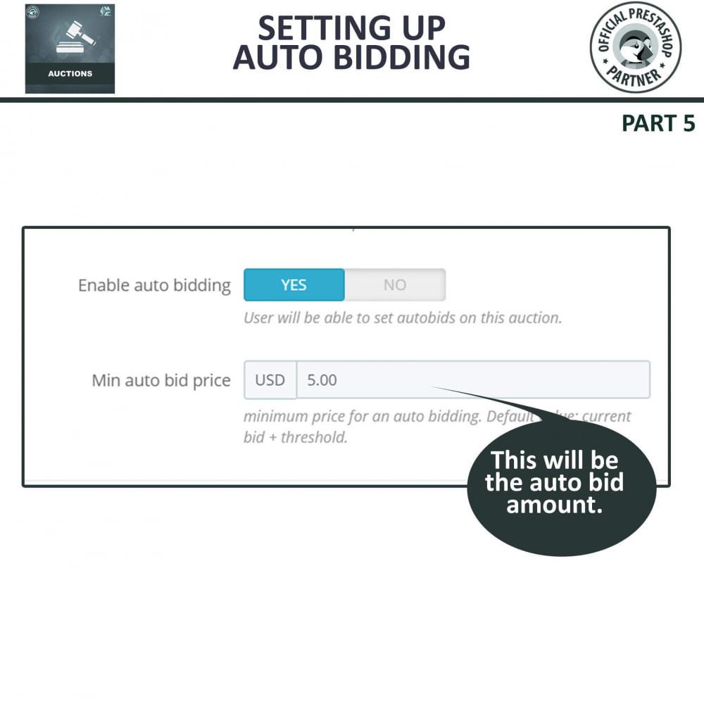 module - Auction Site - Auction Pro, Online Auctions & Bidding - 19