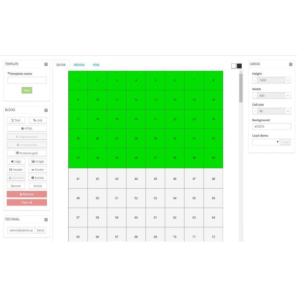 module - Nieuwsbrief & SMS - Custom Mailer SeoSA - newsletter - 8