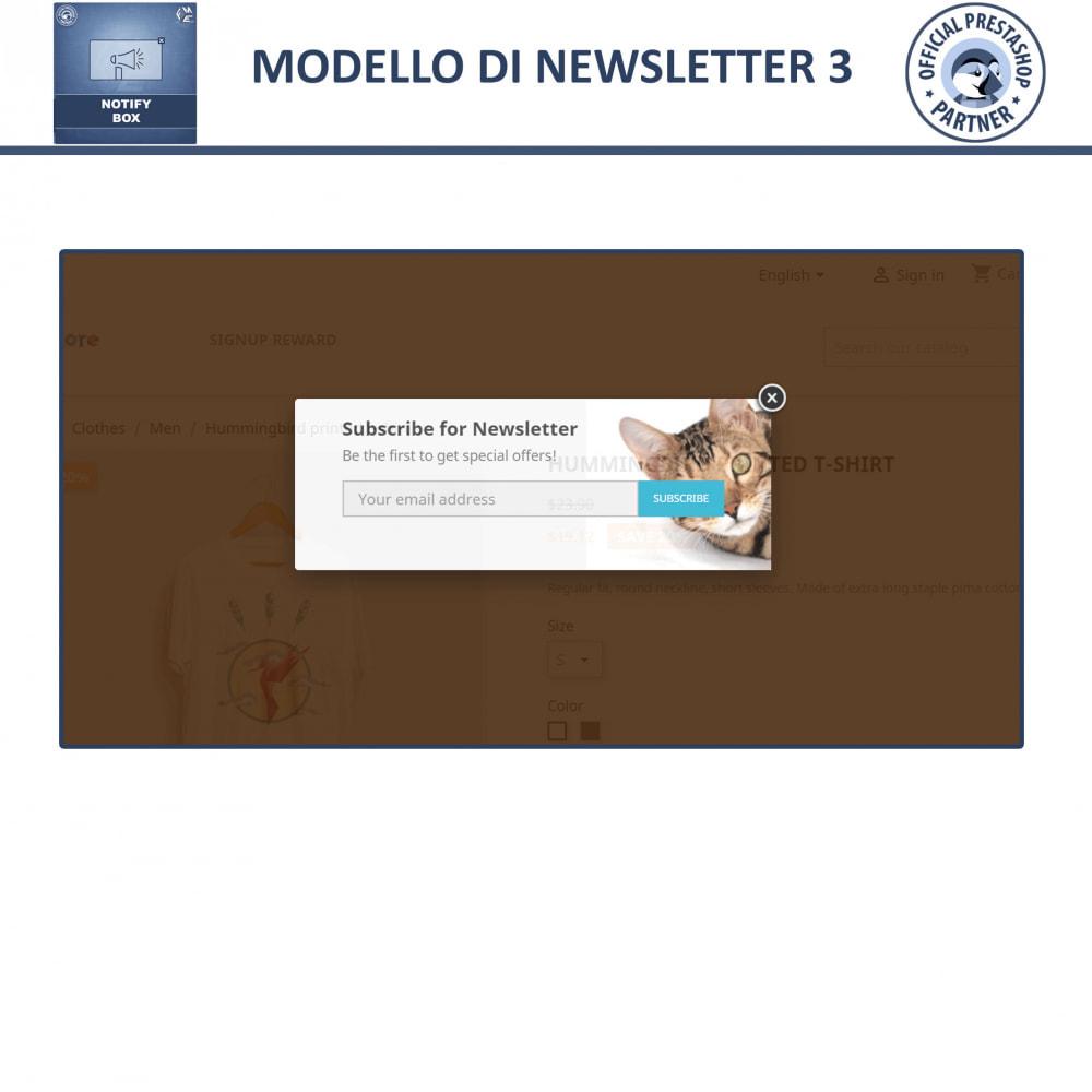 module - Pop-up - Promo popup e notifica - 4