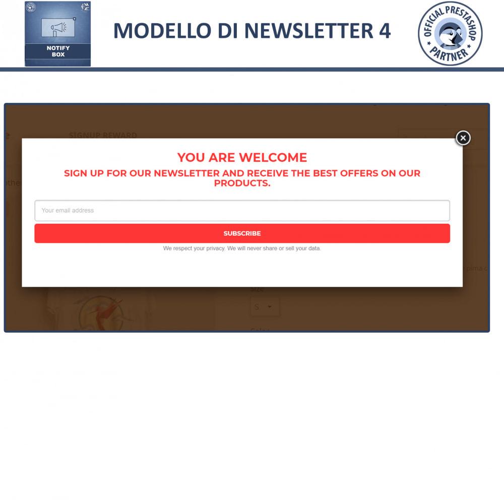 module - Pop-up - Promo popup e notifica - 5