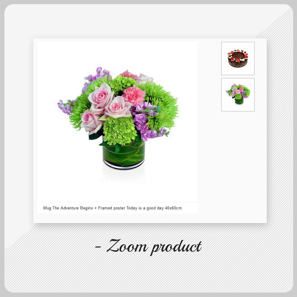 theme - Cadeaux, Fleurs et Fêtes - Darkovy Greeting–Mega Christmas–Gift Shop - 6