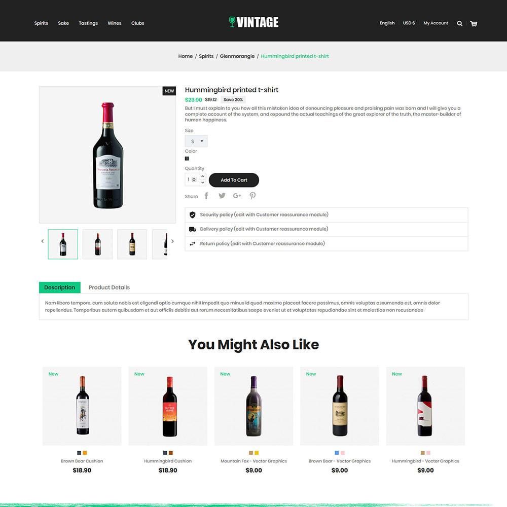theme - Drink & Tobacco - Vintage Drink  Vigne  -  Beer Wine Store - 5