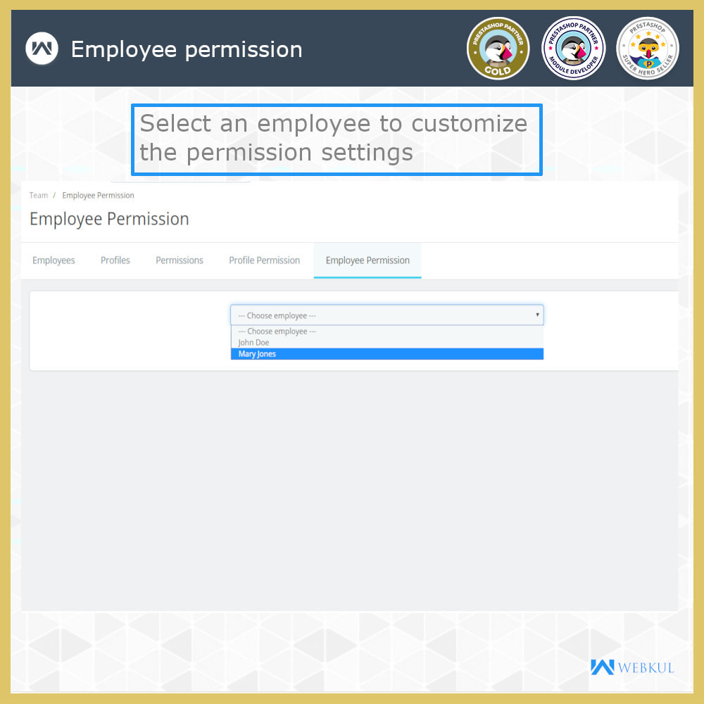 module - Amministrazione - Employee Advance Permission | Admin Staff - 19