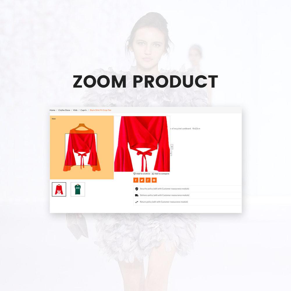 theme - Fashion & Shoes - Shain Fashion Stylish Stop - 6