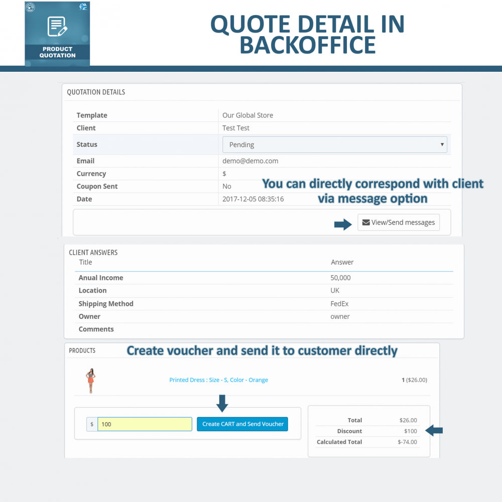 module - Orçamento - Product Quotation - Allow Customer to Ask For Quote - 11