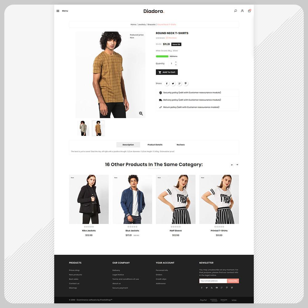 theme - Fashion & Shoes - Diadora Fashion Big Mall - 4