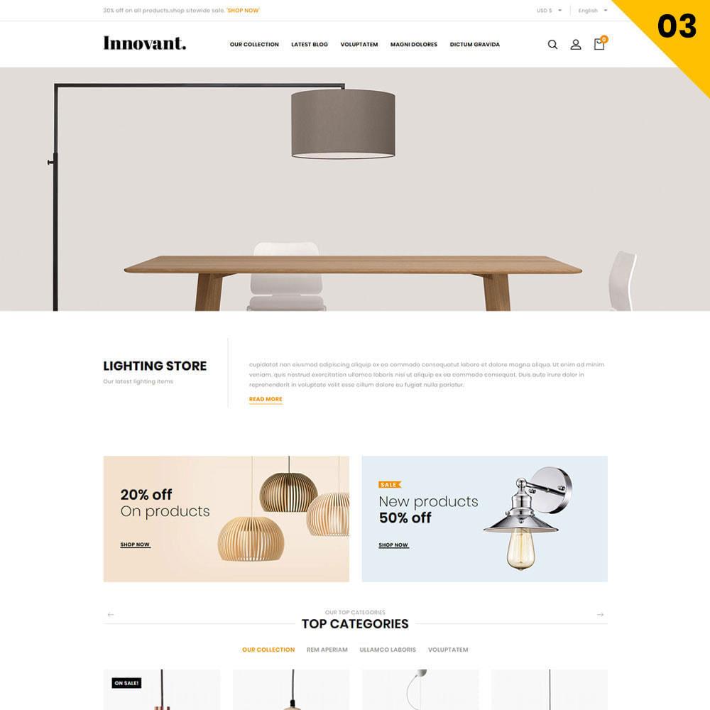 theme - Casa & Giardino - Innovant - Il negozio di mobili - 5