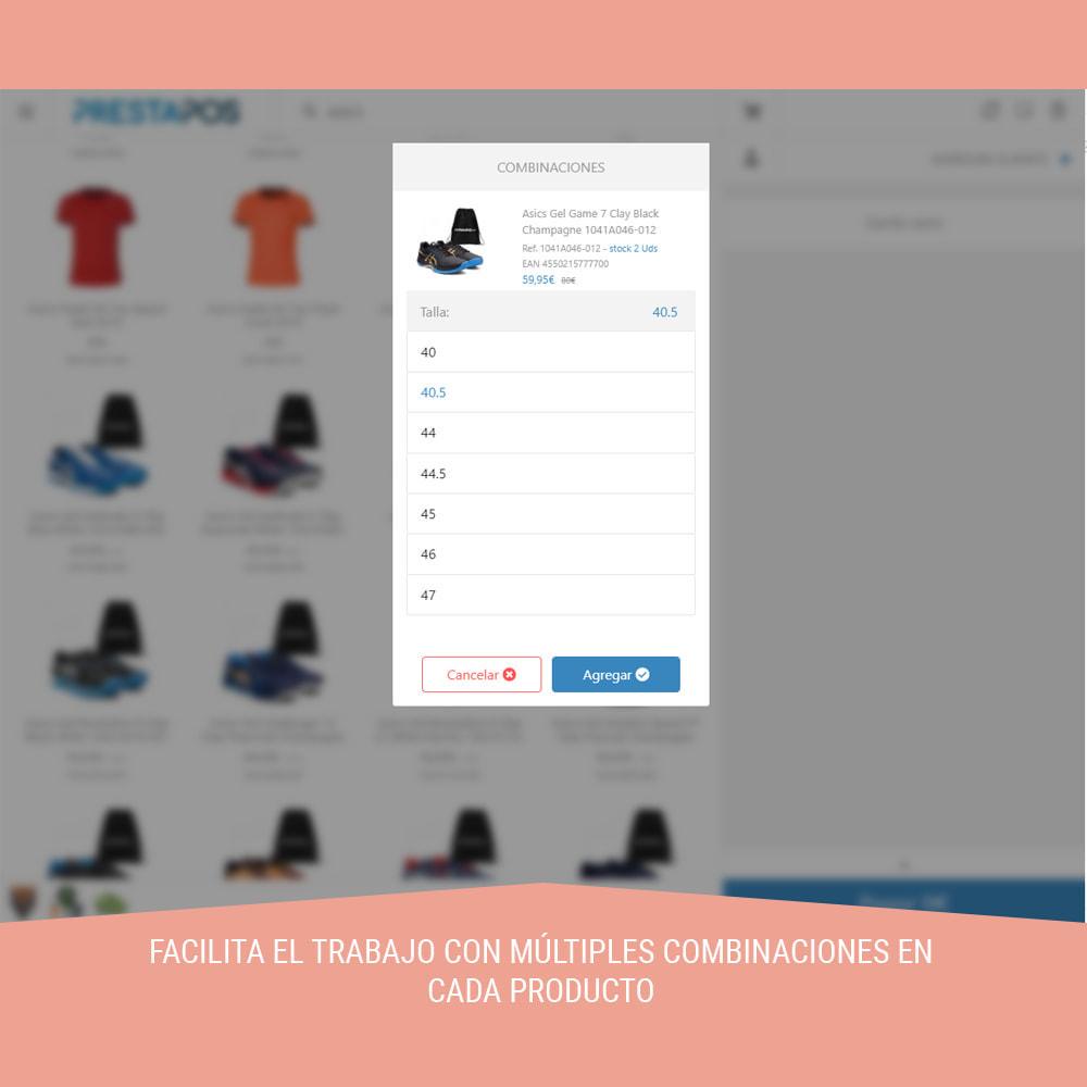 module - Pago en Tienda física (TPV físico) - Prestapos TPV : POS Punto de venta para tiendas - 6