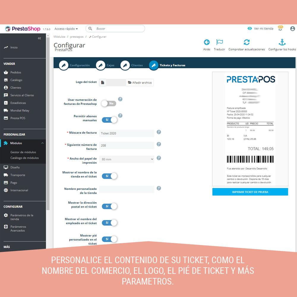 module - Pago en Tienda física (TPV físico) - Prestapos TPV : POS Punto de venta para tiendas - 11
