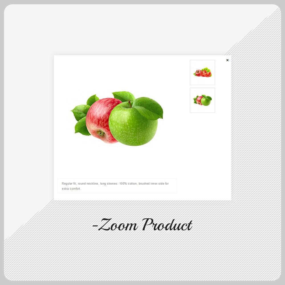 theme - Food & Restaurant - Biologisch -  Organic Fruit Super Store - 6