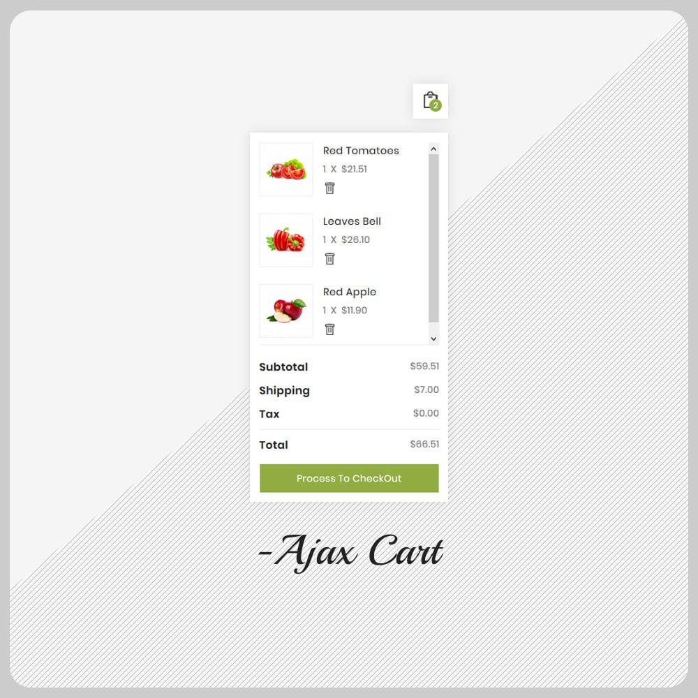 theme - Food & Restaurant - Biologisch -  Organic Fruit Super Store - 7