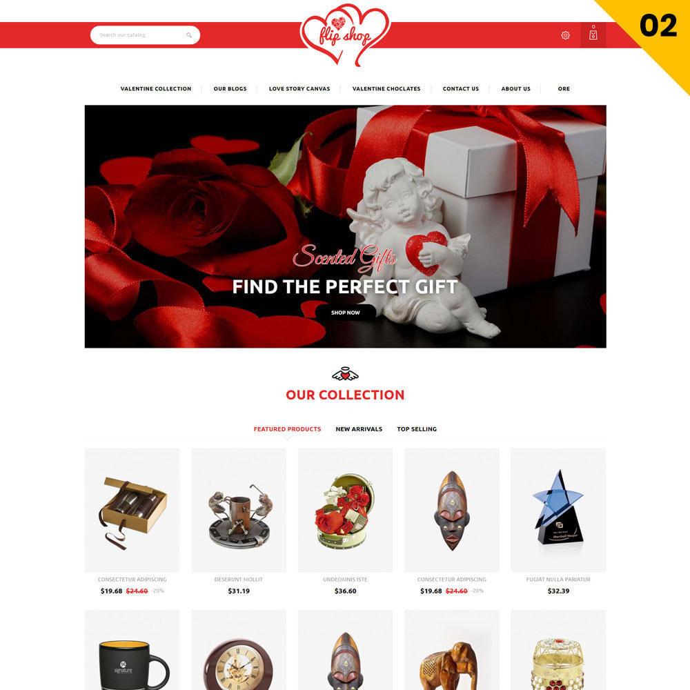 theme - Cadeaux, Fleurs et Fêtes - Flipshop - La boutique de cadeaux - 5