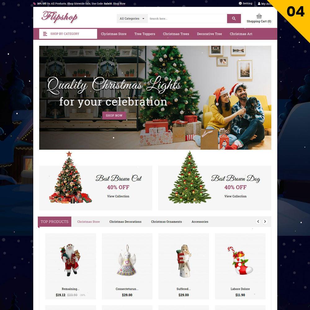 theme - Cadeaux, Fleurs et Fêtes - Flipshop - La boutique de cadeaux - 7