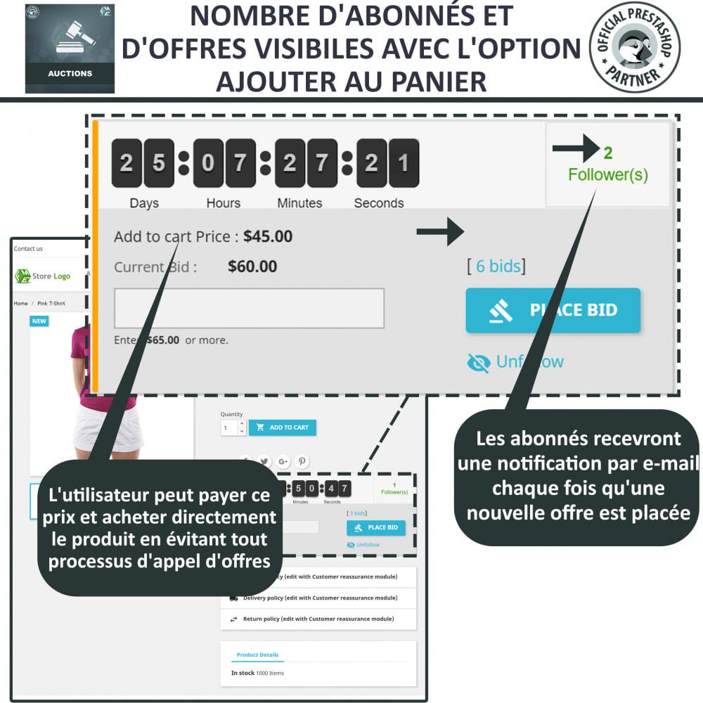 module - Site d'enchères - Enchères Pro - Système d'enchères en ligne - 17