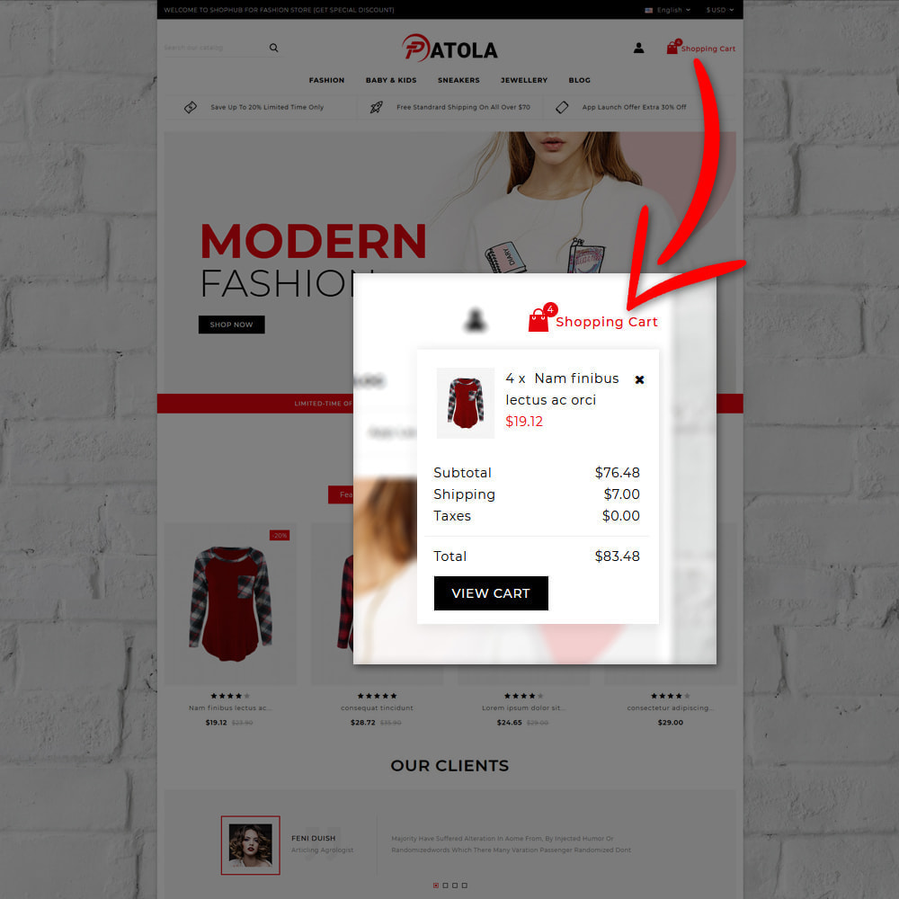 theme - Moda & Obuwie - Patola - Fashion Store - 6