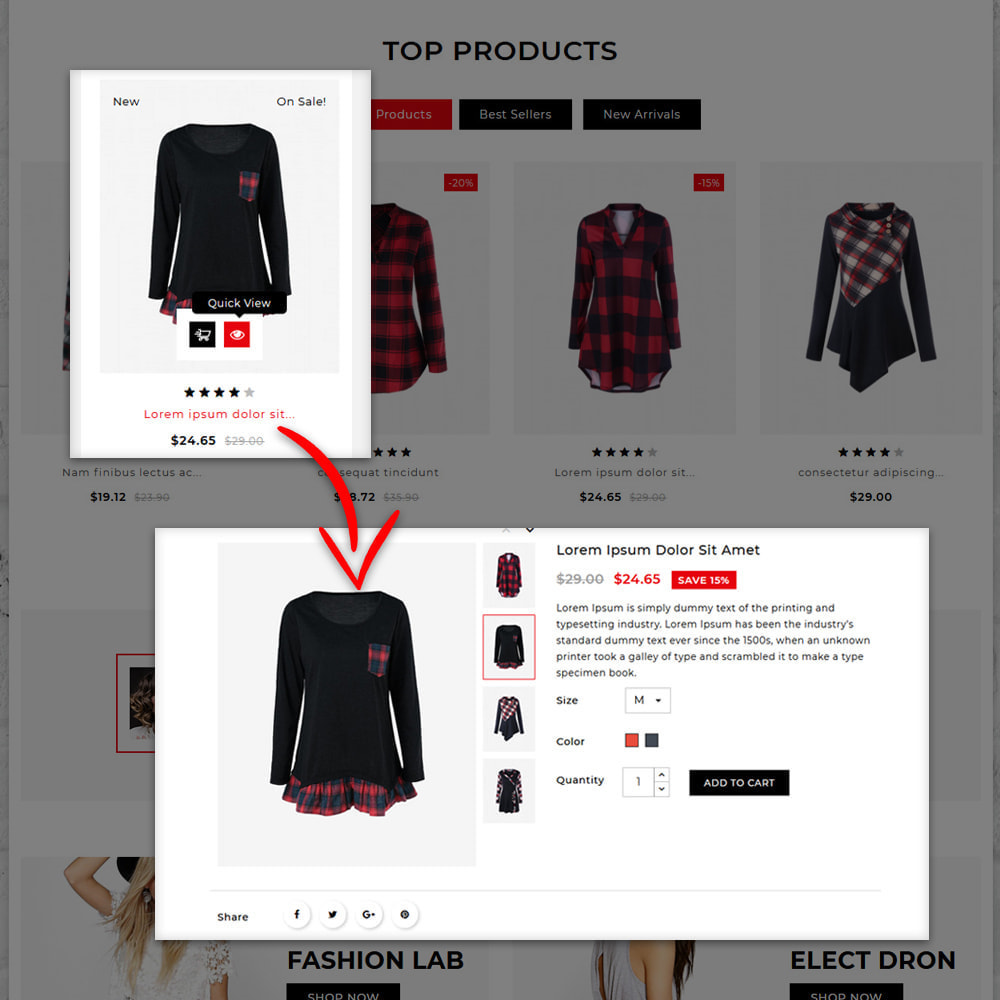 theme - Moda & Calçados - Patola - Fashion Store - 9