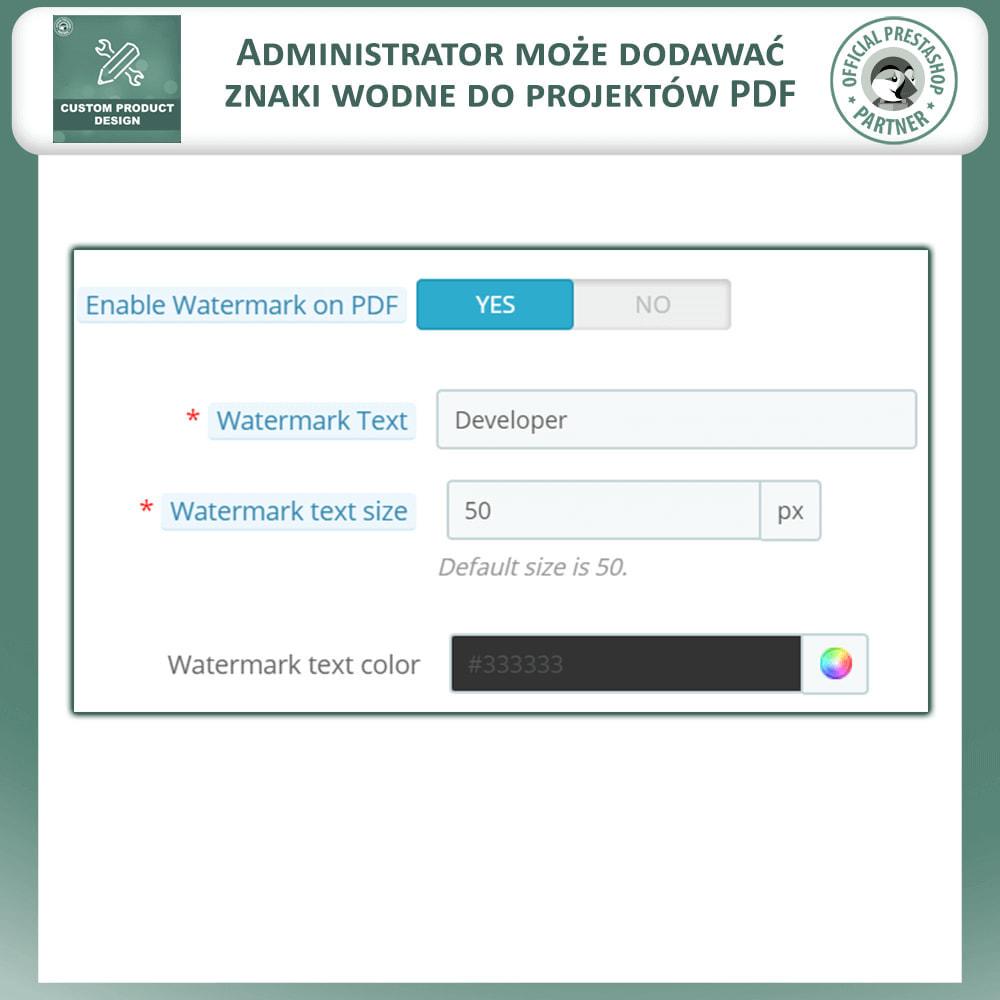 module - Deklinacje & Personalizacja produktów - Projektant Niestandardowego Produktu, Personalizacja - 13