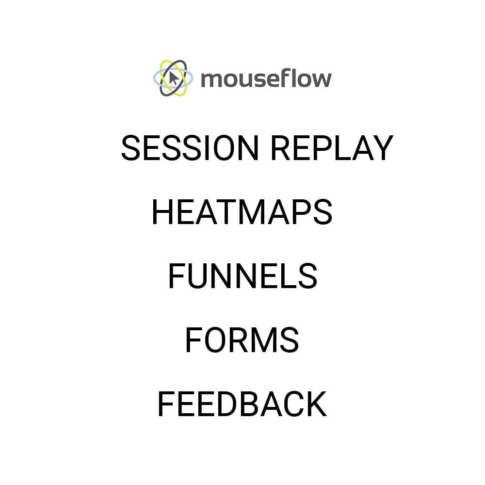 module - Analytics & Stats - Mouseflow Integration - Analytics, Session Replay - 1