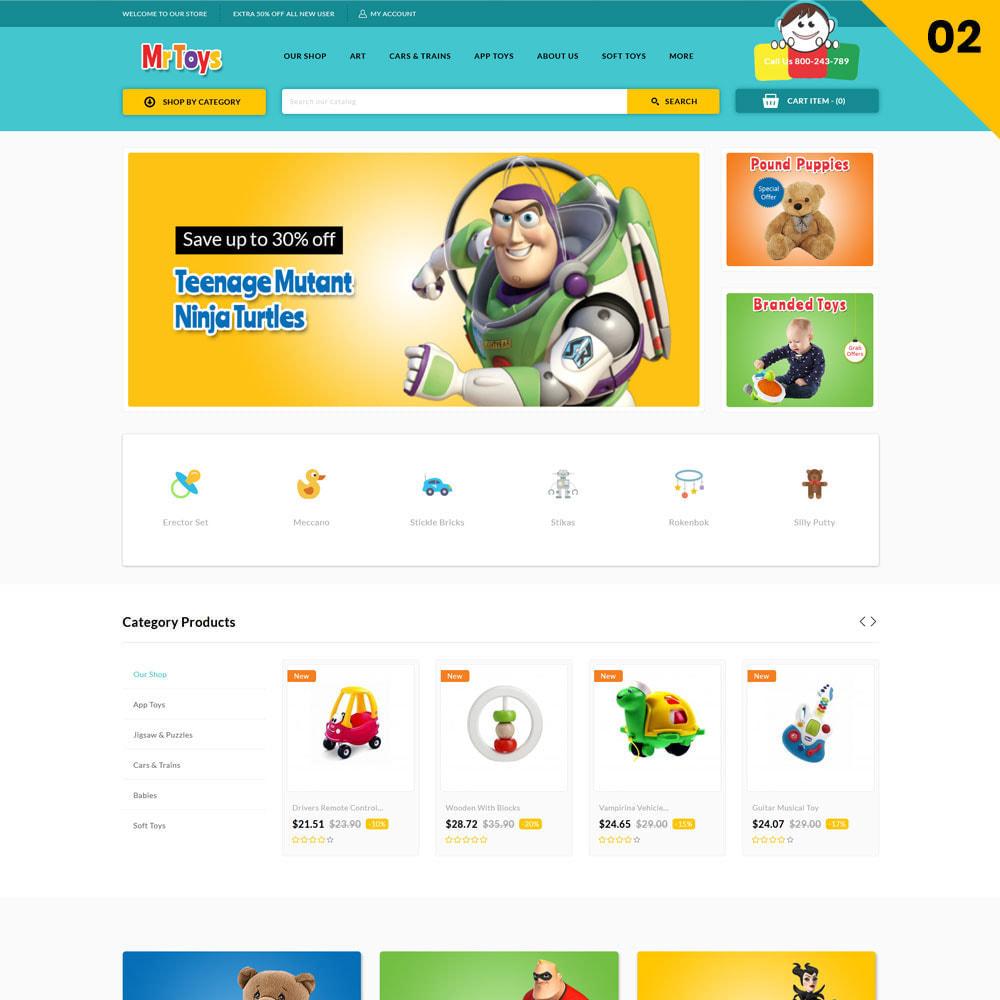 theme - Bambini & Giocattoli - Mr Toys - Il negozio di giocattoli - 5