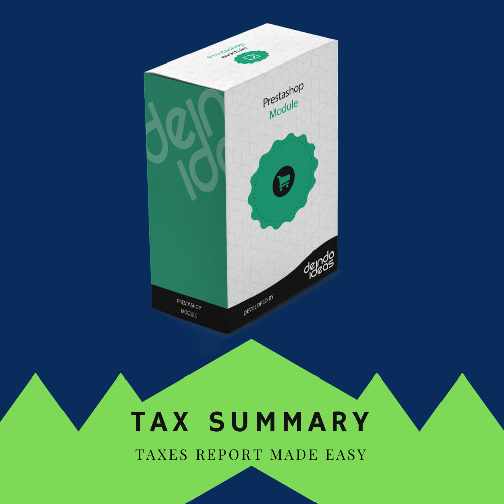 module - Accounting & Invoicing - Tax Summary - 1