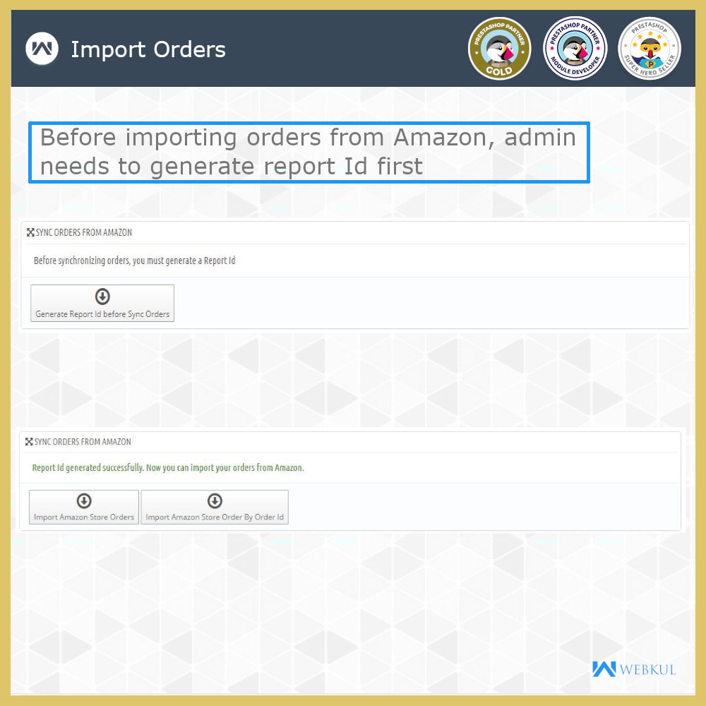 module - Marketplaces - Amazon Connector - 8