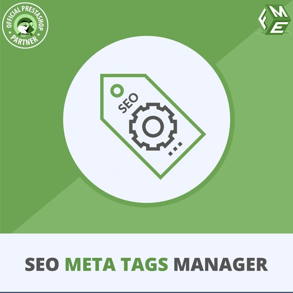 module - SEO (Posicionamiento en buscadores) - SEO Meta Tags –Autogenerar títulos y descripciones SEO - 1