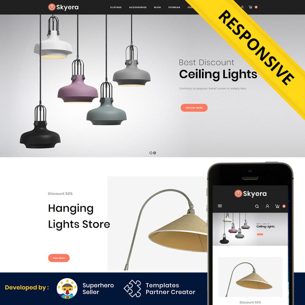 theme - Home & Garden - Skyera - Lighting Store - 2