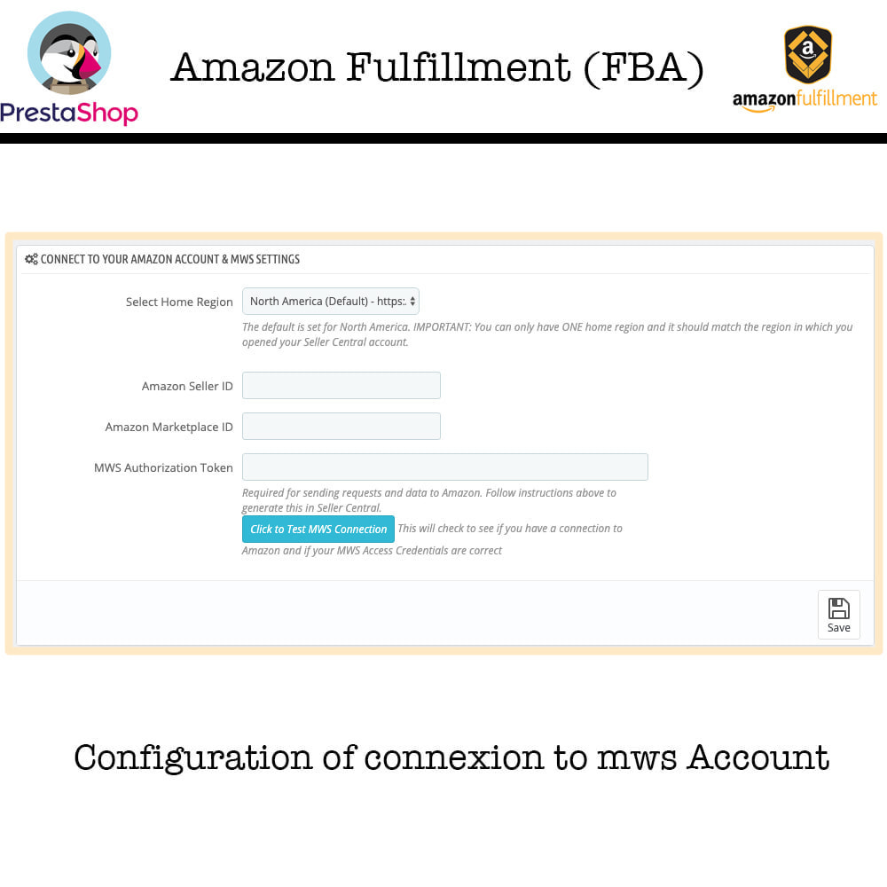 module - Marketplace - Amazon Fulfillment (FBA) - 2