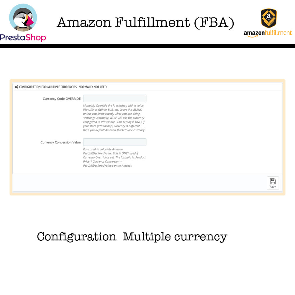 module - Marketplace - Amazon Fulfillment (FBA) - 8