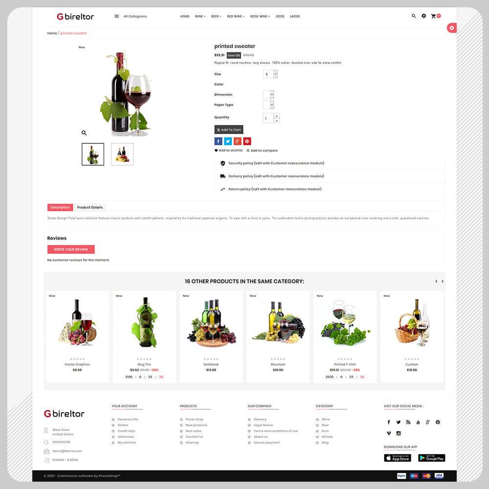 theme - Drink & Tobacco - Gbireltor The Wine Shop - 4