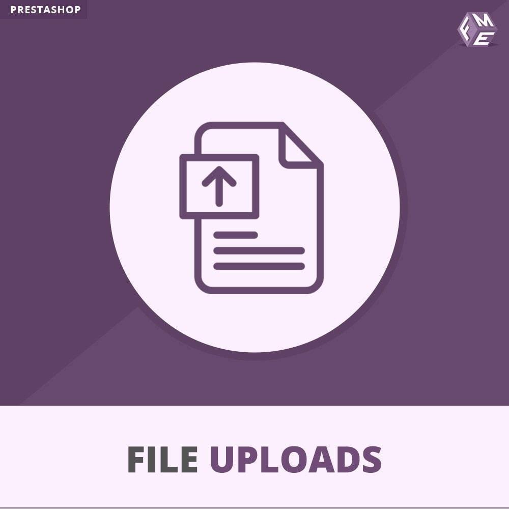 module - Informaciones adicionales y Pestañas - Carga de Archivos por Cliente - 1