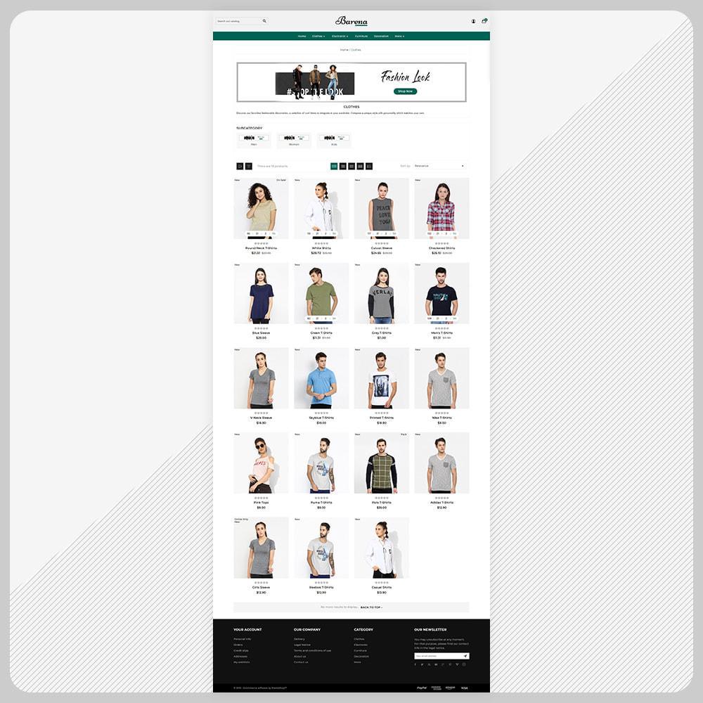 theme - Fashion & Shoes - Barena Fashion Big Mall - 3
