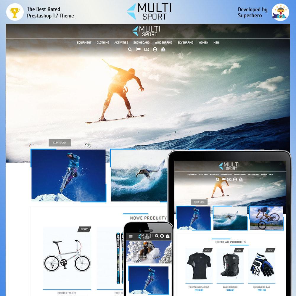 theme - Sport, Rozrywka & Podróże - Multi Sport - 1