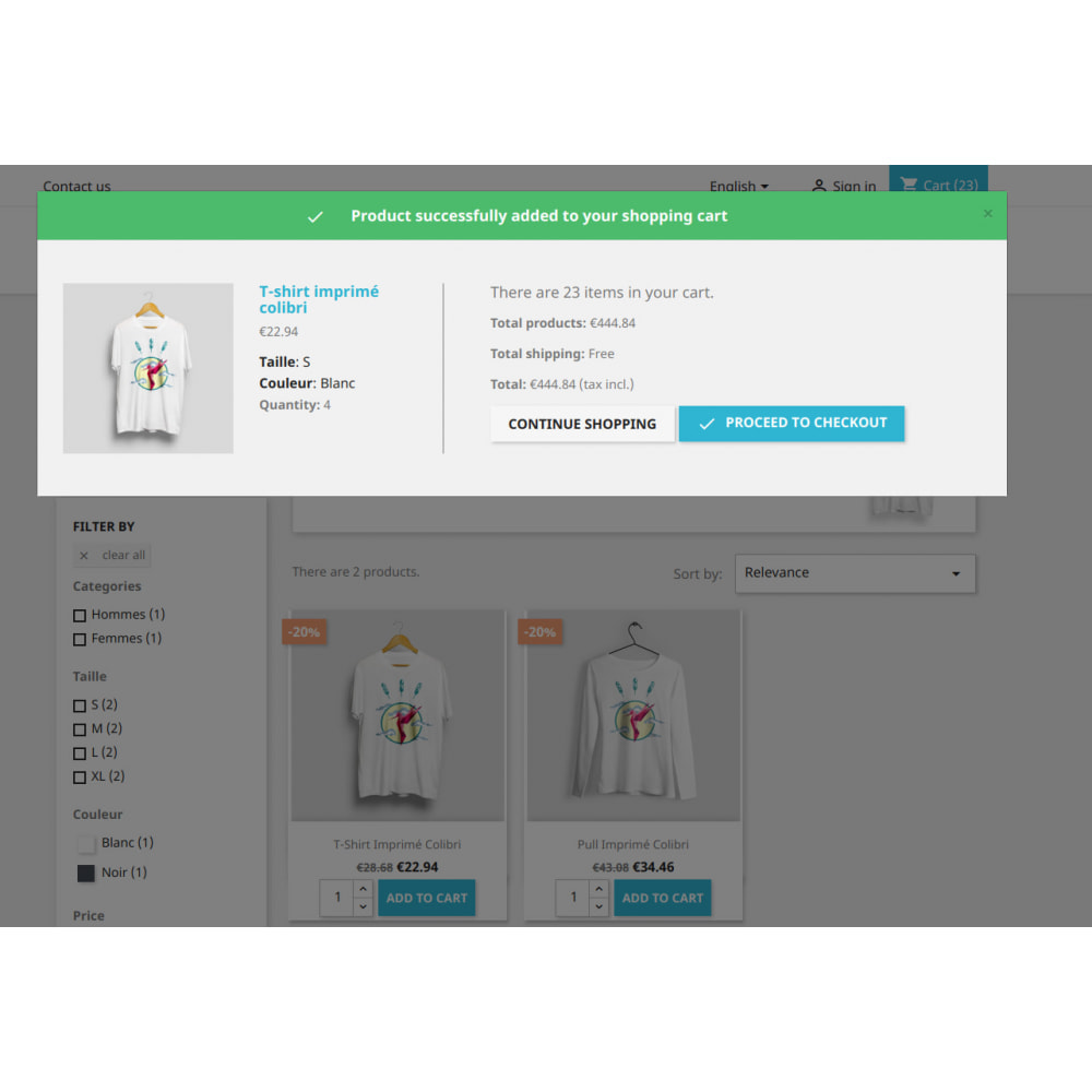 module - Registration & Ordering Process - Display Add To Cart Button In Products List - 2