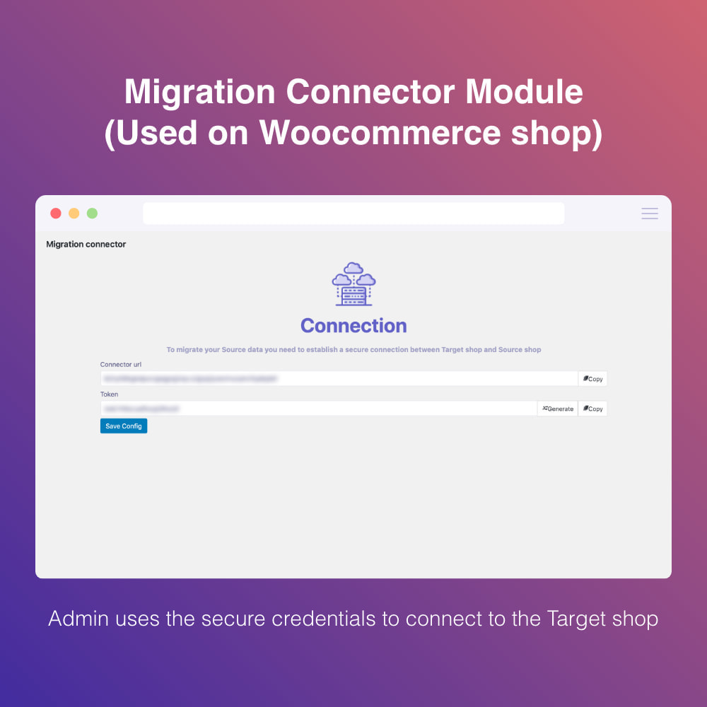 module - Migracja & Backup - Migrate WooCommerce to Prestashop - 1