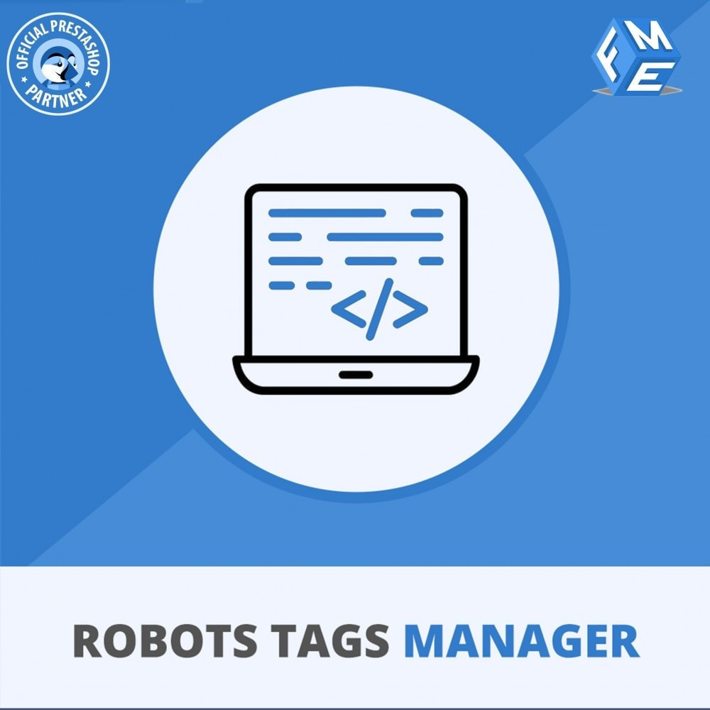 module - Естественная поисковая оптимизация - Meta Robot Tags - NoFollow NoIndex Manager - 1