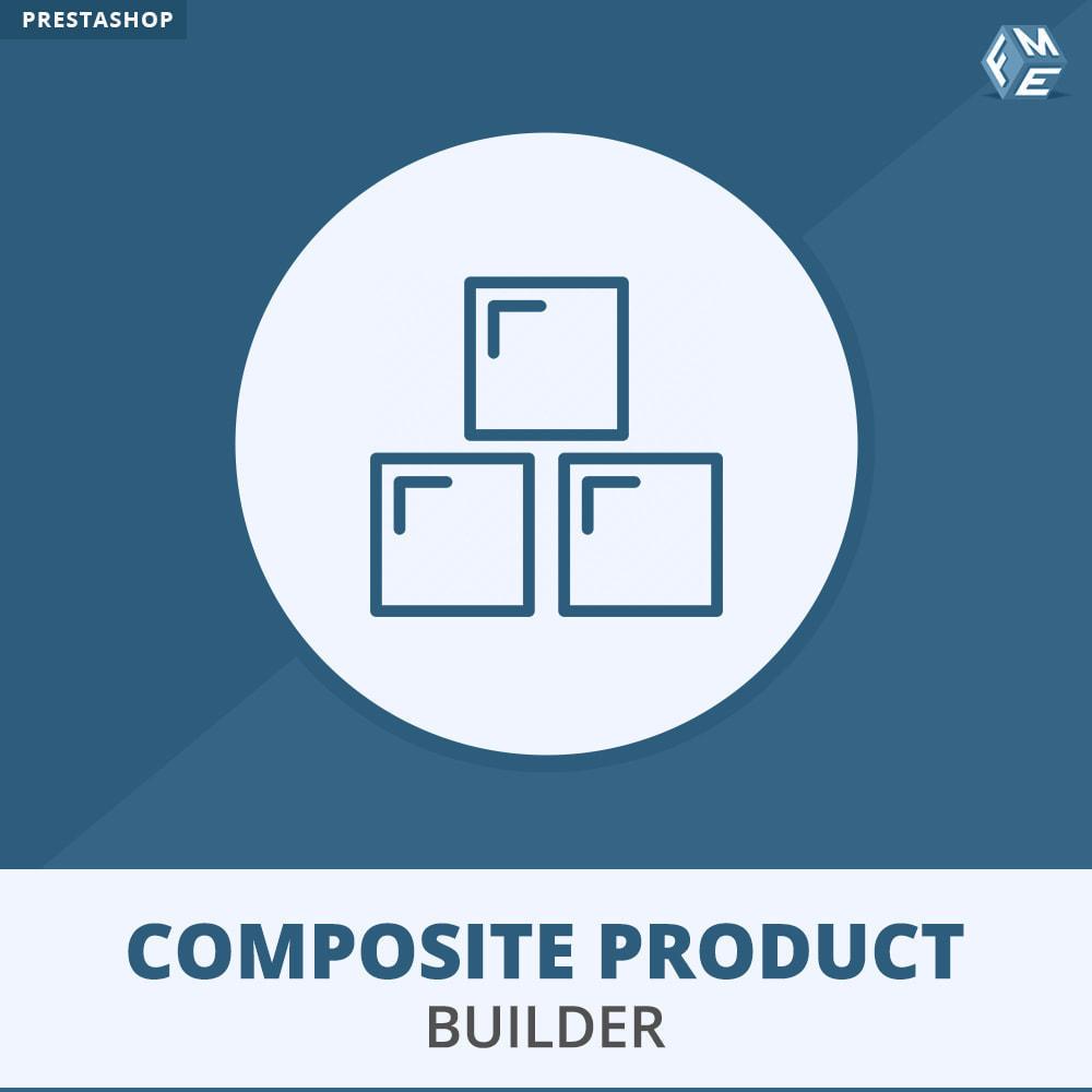 module - Перекрестные продажи и Создание комплектов - Композитный Создатель Продукта - 1