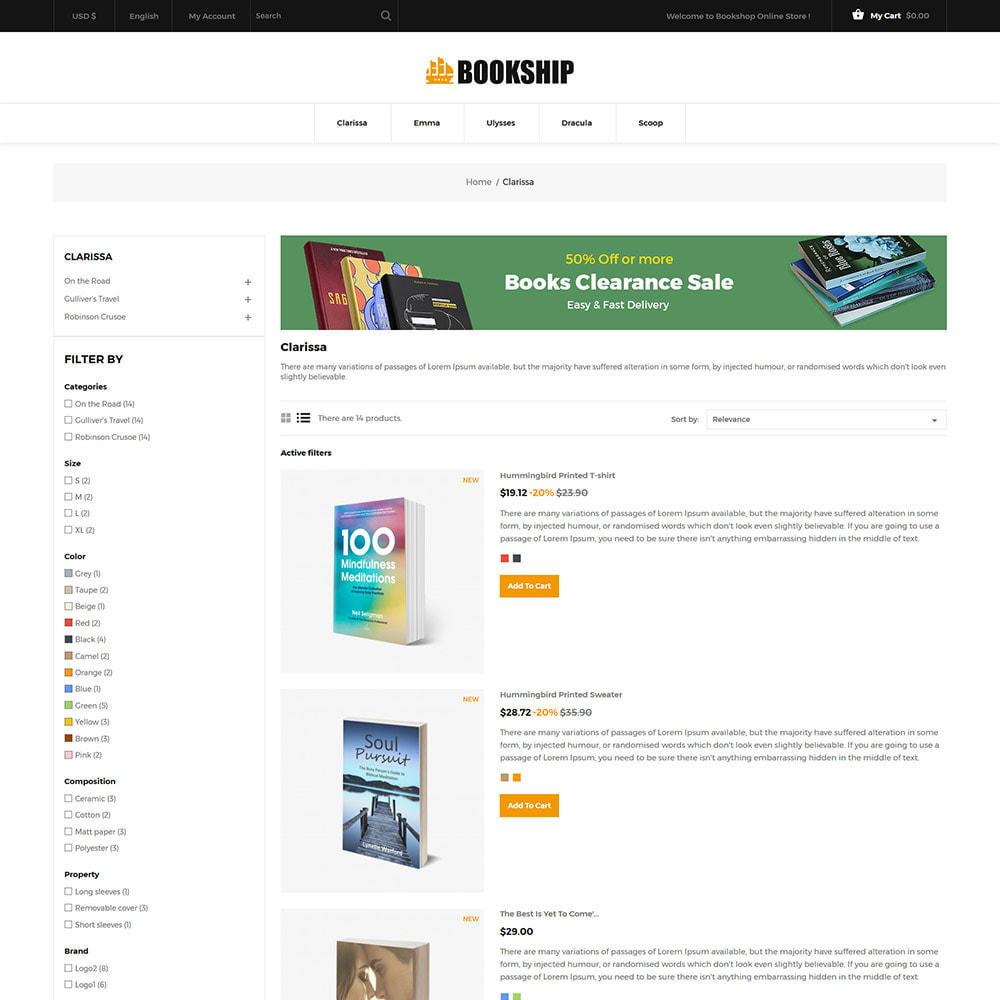 theme - Arte & Cultura - Bookship - Book Online Library Magazine Store - 5
