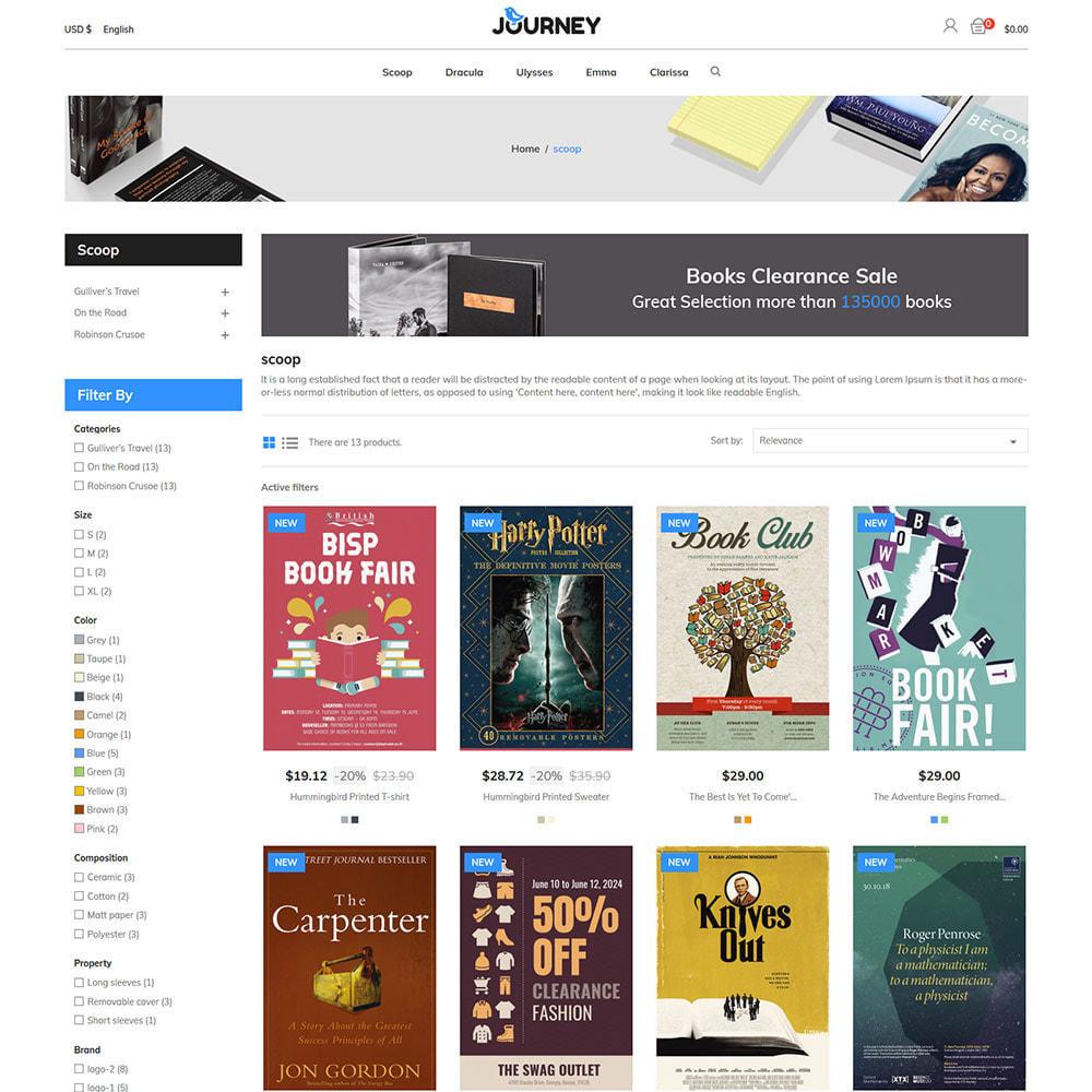theme - Kultura & Sztuka - Podróż online - Mega Ebook Store - 5