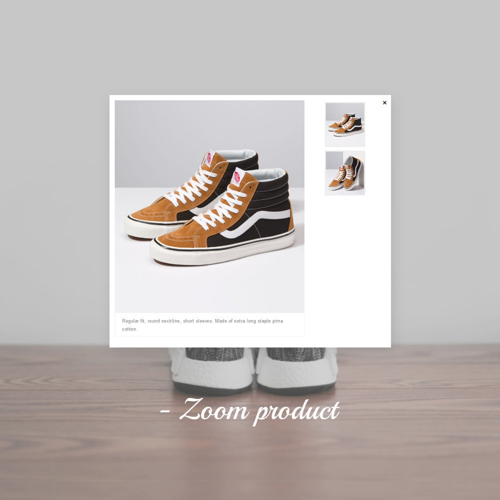 theme - Спорт и Путешествия - Sneakers The Sport Shoes Store - 6
