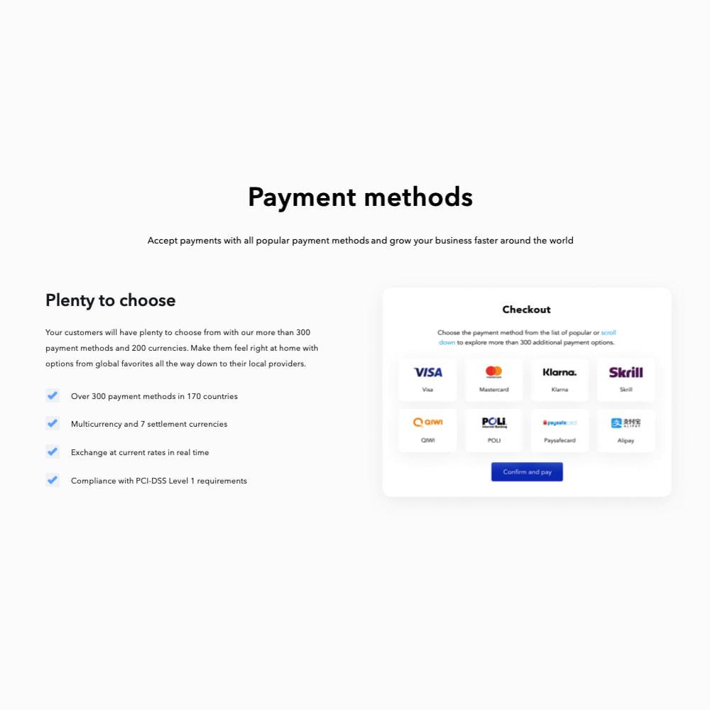 module - Creditcardbetaling of Walletbetaling - PayOp payment gateway - 3
