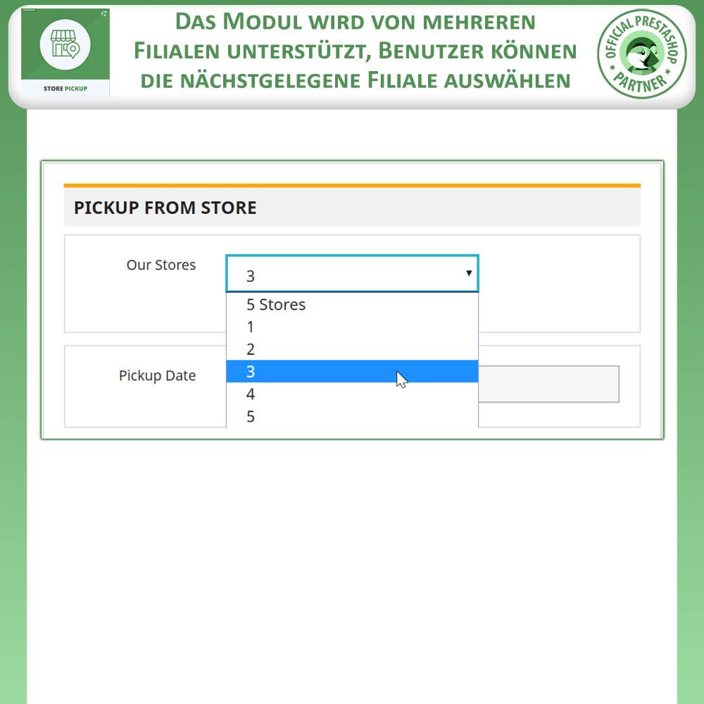 module - Abholstationen & Selbstabholer - Abholung im Geschäft - 3